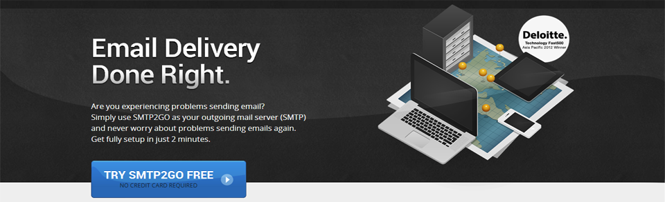 - A Reliable SMTP Mail Server