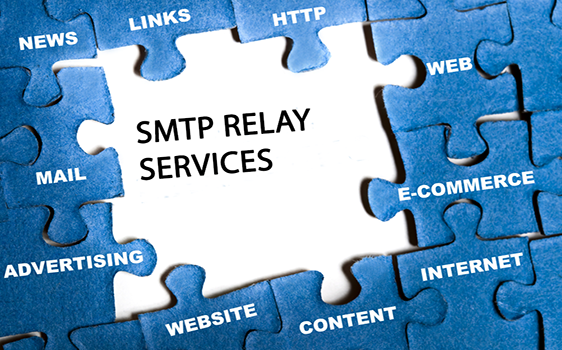 smtp2go relay services